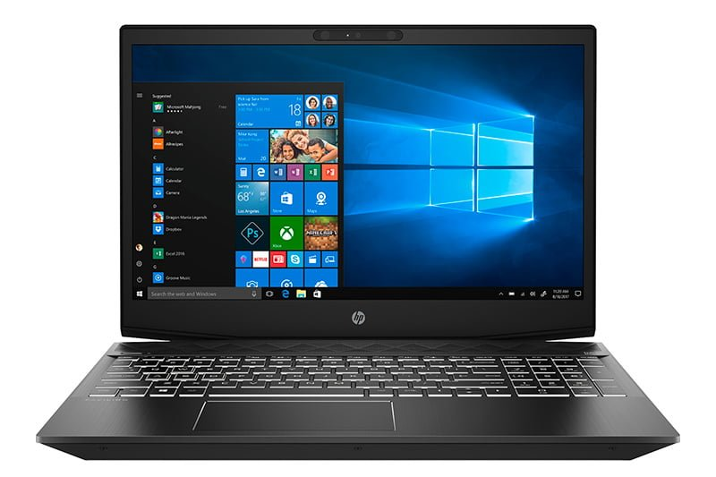 HP Pavilion Gaming 15-cx0000